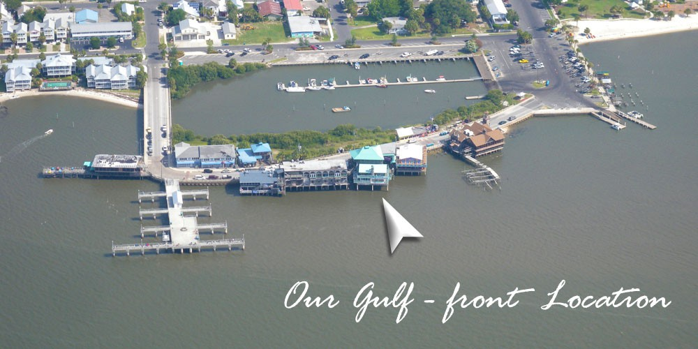 Overview photo of Cedar Key