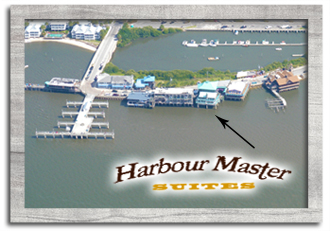 We are located on Dock Street in Cedar Key.